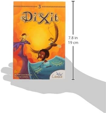 Libellud 001601 Dixit 3 - Expansión para Juego de Cartas: Amazon.es: Juguetes y juegos