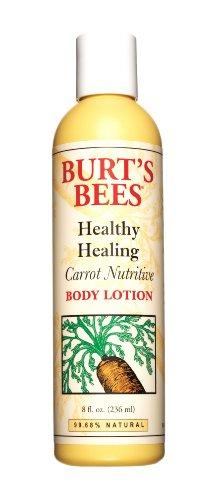 Burt's Bees Healthy Healing Carrot Nutritive Body Lotion (Burts Bees Carrot)
