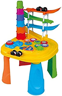 MESA ACTIVIDADES 5 EN 1: Amazon.es: Juguetes y juegos