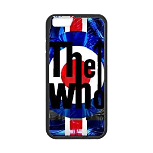 """Custom Cover Case YU-TH92254 for iPhone6 Plus 5.5"""" w/ The Who by Yu-TiHu(R)"""