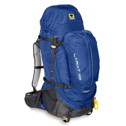 UPC 757894321826, Mountainsmith Lariat 65 Backpack (Midnight Blue)