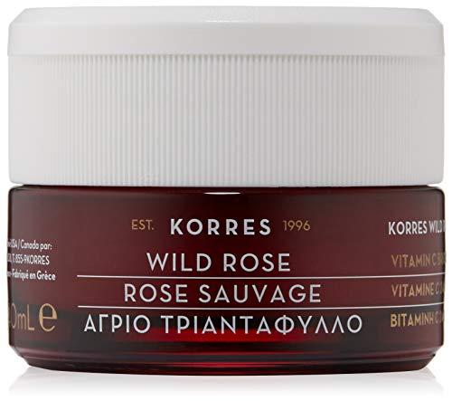 KORRES Wild Rose Vitamin C 24-Hour Moisturiser, 1.35 fl. oz.
