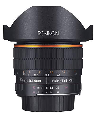 Rokinon FE8M-N 8mm F3.5