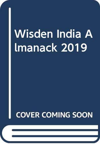 Wisden India Almanack 2019 por Suresh Menon