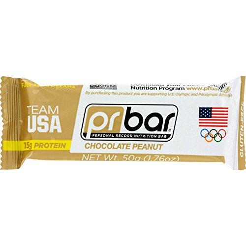 Pr Bar - Chocolate Peanut - Case of 12 - (1.76 oz each)