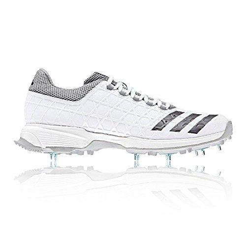 Adidas 2018 Sl22 Fsii Spik Cricket Skor - Vit - Uk 8,5