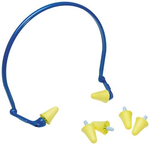 Banded Wood (3M E-A-R Foam Tip Semi-Insert Hearing Protectors)