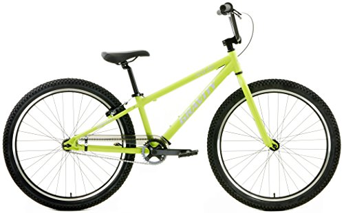 Gravity Area 51 Aluminum BMX Bike 26 inch Wheels (Mantis Green) For Sale