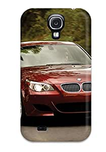 Top Quality Case Cover For Galaxy S4 Case With Nice Bmw M5 21 Appearance