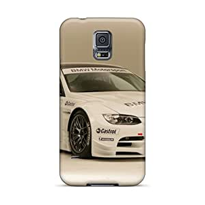 New Premium EdT3715nlVp Cases Covers For Galaxy S5/ Bmw M3 Alms Race Car Front And Side Protective Cases Covers
