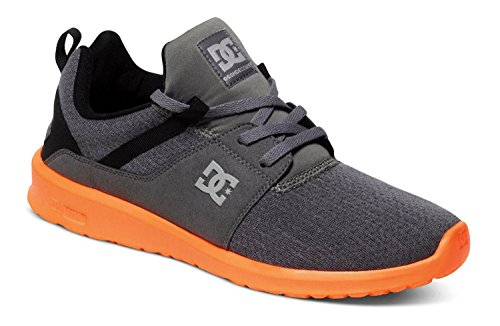 DC Schuhe Heathrow SE Grau Gr. 45