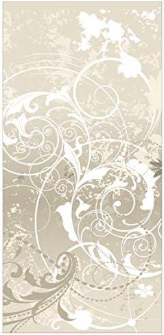 Apalis Tenda a Pannello Pearl Ornament Design 250 x 120 cm incl. Supporto Trasparente
