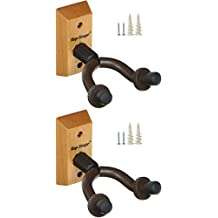 2-PACK Top Stage Home & Studio Acoustic Electric Guitar Hanger, JX15NA-Q2