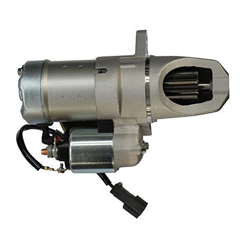 New Mini Starter Motor for Nissan Maxima Infiniti 130/135 3.0L 3.5L 2000 2001 2002 2003 2004 17779 57-2486 ()
