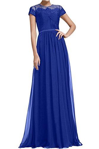 Topkleider Vestido - trapecio - para mujer azul real 40