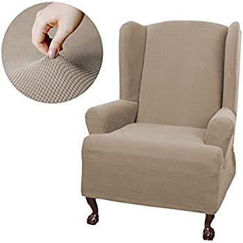 wingback chair uk cushion slipcover chairs with for wing slipcovers square tutorial
