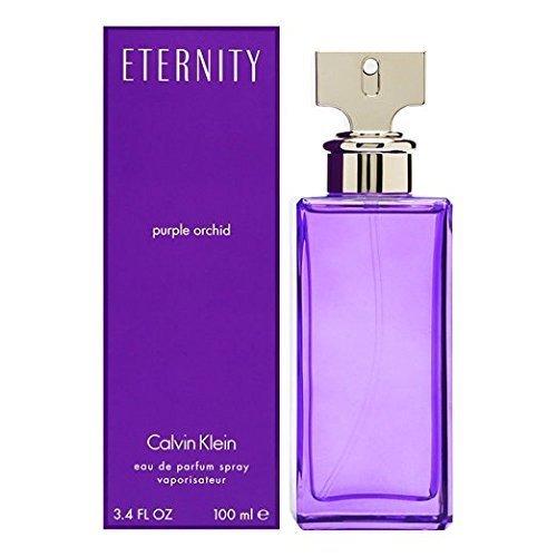Cālvĭn Klęîn Eternĭty Purple Orchĭd Perfumé for Women Eau De Parfum 3.4 (Purple Orchid Calvin Klein)
