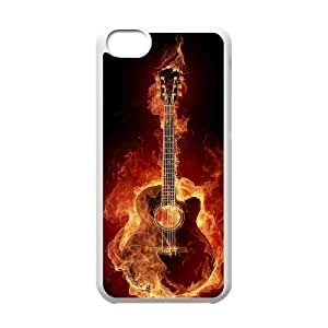 Protection Cover Hard Case Of Guitar Cell phone Case For Iphone 5C