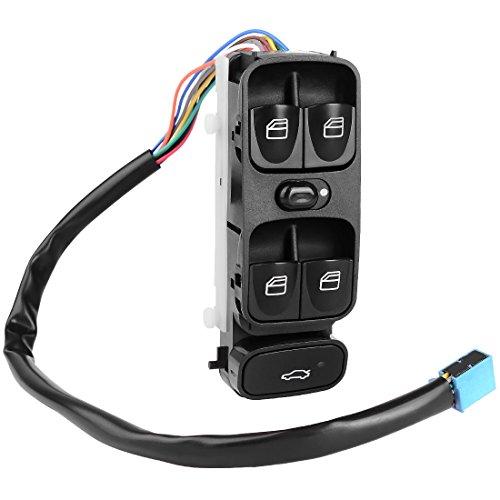 Power Window Switch 2038200110 for Mercedes W203 C-CLASS C320 C230 C240 C55 ()