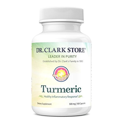 Turmeric, 500mg, 100 capsules
