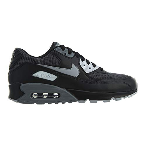 Essential Sneaker Nike Air Black Max 90 Grey Wolf Black xRIrIqdw