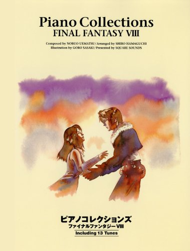 (Final Fantasy VIII Piano Collection Sheet Music)
