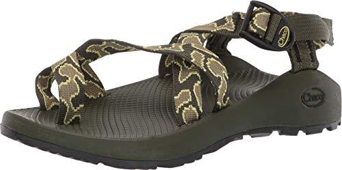 Chaco Men's Z2 Classic Sport Sandal, Mosey Hunter, 13 M - Casual Chaco Sandals Mens