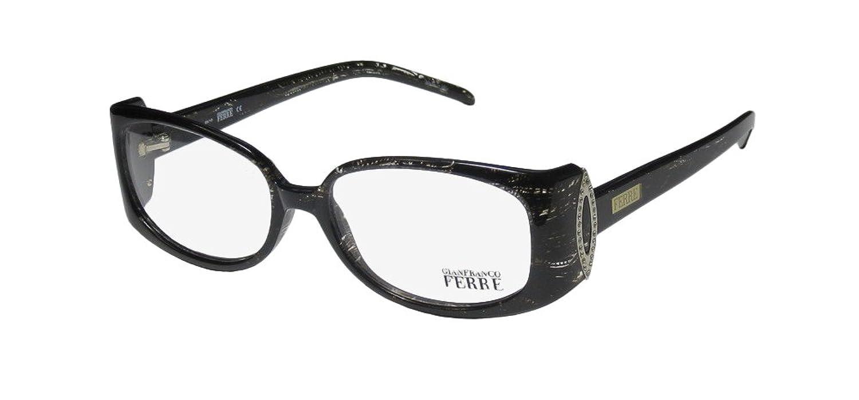 Gianfranco Ferre 18104 Womens/Ladies Ophthalmic Hip & Chic Designer Full-rim Eyeglasses/Glasses