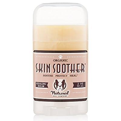 SKIN SOOTHER - Organic, Vegan Healing Balm by Natural Dog Company
