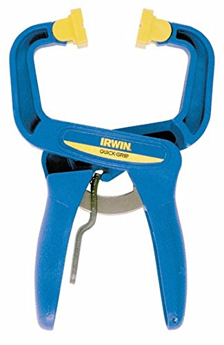 Quick-Grip Handi-Clamp Curved Bar Clamp