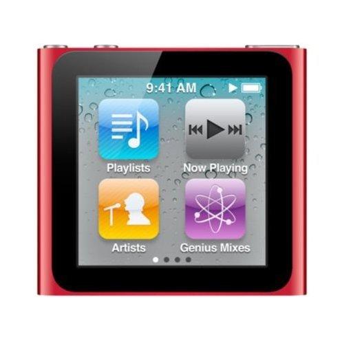 Apple iPod Nano 8GB Red