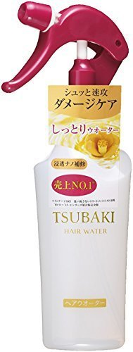 TSUBAKI Shiseido Hair Water Damage Care Moist, 0.5 Pound by Tsubaki
