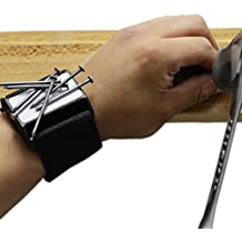 CMS Magnetics Magnetic Wrist Tool Band for Steel Hardware and Parts