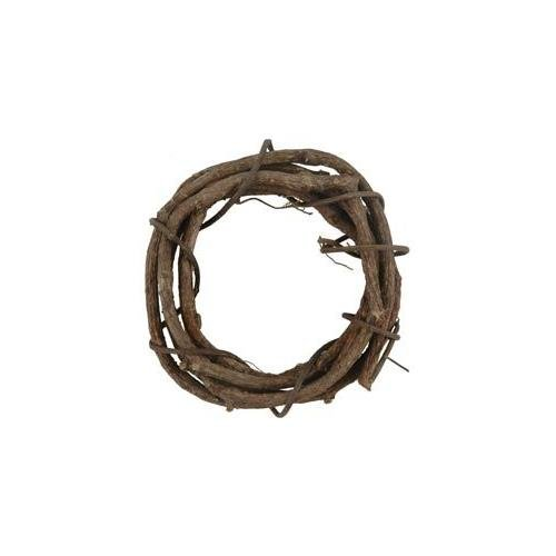 Darice Bulk Buy Grapevine Wreath 6 inch Bulk GPV6 (12-Pack) -