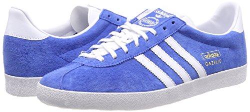 White Zapatillas Force Deportivas Air Azul Gazelle para Metallic OG Blue adidas Hombre 6qvwEx8