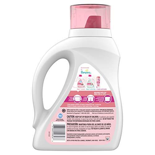 Dreft Stage 1: Newborn Liquid Laundry Detergent (HE),Natural for Baby, Newborn, or Infant, 50 oz,...