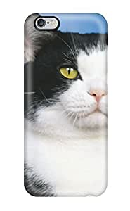 Cat With Round Neck Case Compatible With iphone 5/5s / Hot Protection Case