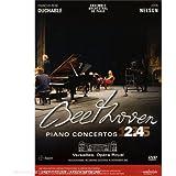 Ludwig Van Beethoven : Les Concertos pour piano n°2 & 4 (2002) - Édition 2 DVD