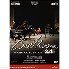 Ludwig Van Beethoven : Les Concertos pour piano n°2 and 4 (2002) - Édition 2 DVD