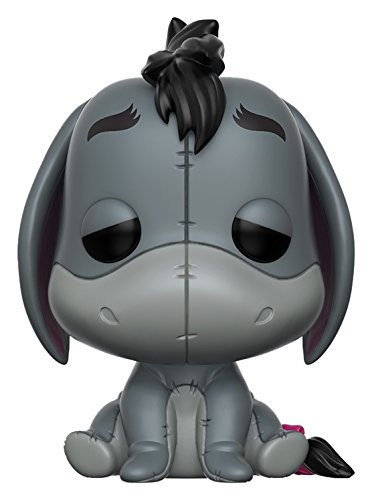 Funko POP Disney: Winnie the Pooh Eeyore Toy Figure Funko Pop! Disney: 11262 Accessory Toys & Games