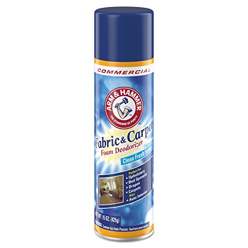 - CDC3320000514CT - Fabric and Carpet Foam Deodorizer