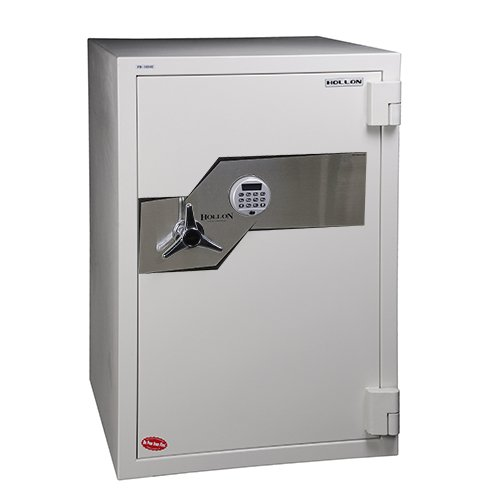 (Hollon FB-1054E Oyster Series 2 Hr Fireproof Security Safe Size: 9.71 Cu.Ft., Lock Type: Electronic Lock)