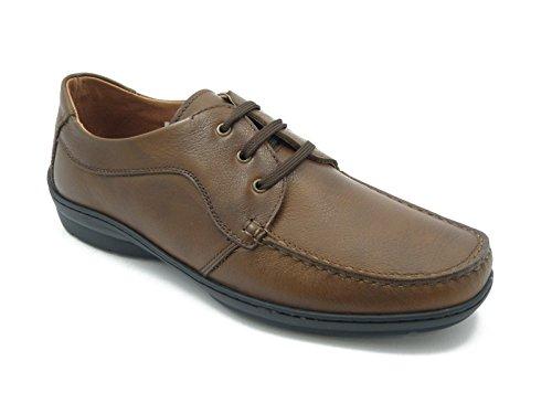 basses cognac Lacets Pericoli Homme Chaussures Osvaldo xqwWazHXIn