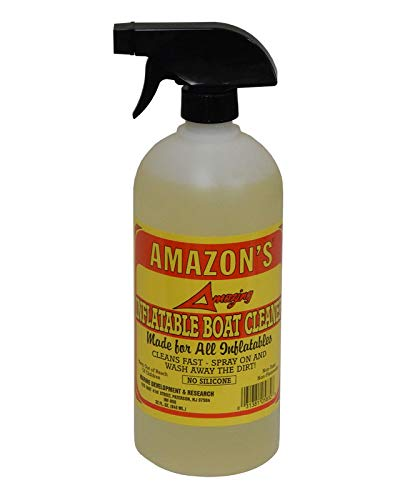 Amazon's INF-850 Inflatable Boat Cleaner 32 oz. Spray Bottle