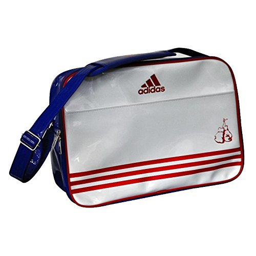 Bleu Adult's blanc rouge adidas Bag Shoulder Unisex Ifq88w