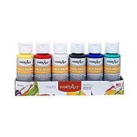 Handy Art Face Paint Kit, 6-2oz