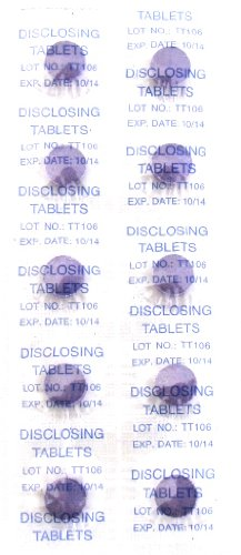 Plak Smacker Plaque Disclosing Tablets, 30