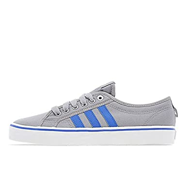 dc340e8334f0 adidas Originals Nizza Lo Grey Blue White (UK 10.5   US 11   EU F ...
