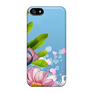 Forever Collectibles Spring With A Twist Hard Snap-on Iphone 4/4S Cases hjbrhga1544