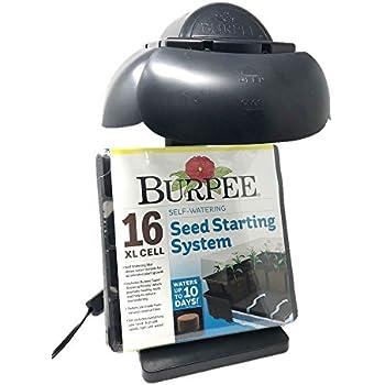 Amazon.com : Burpee Exclusive Glow 'n Grow Tabletop Grow